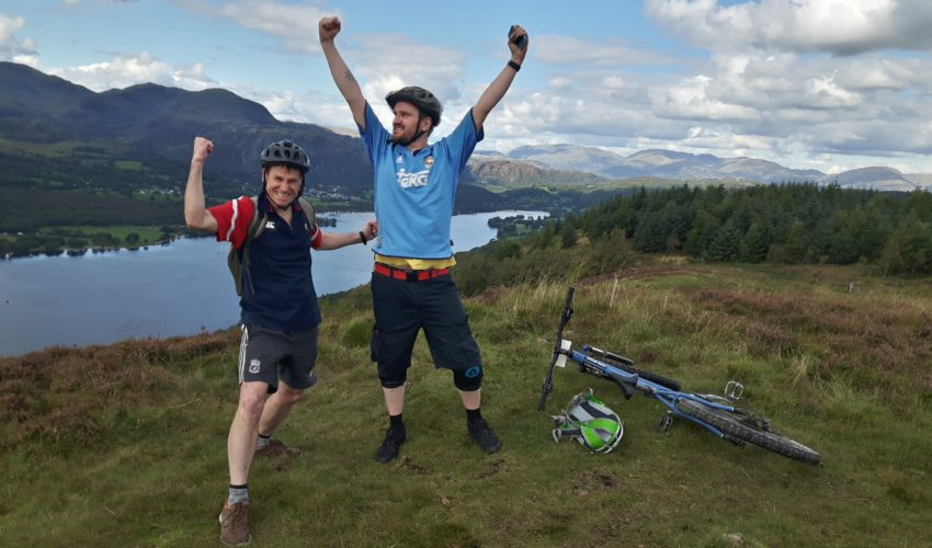 Guided Rides / Mountain Bike Guiding in the Lake District